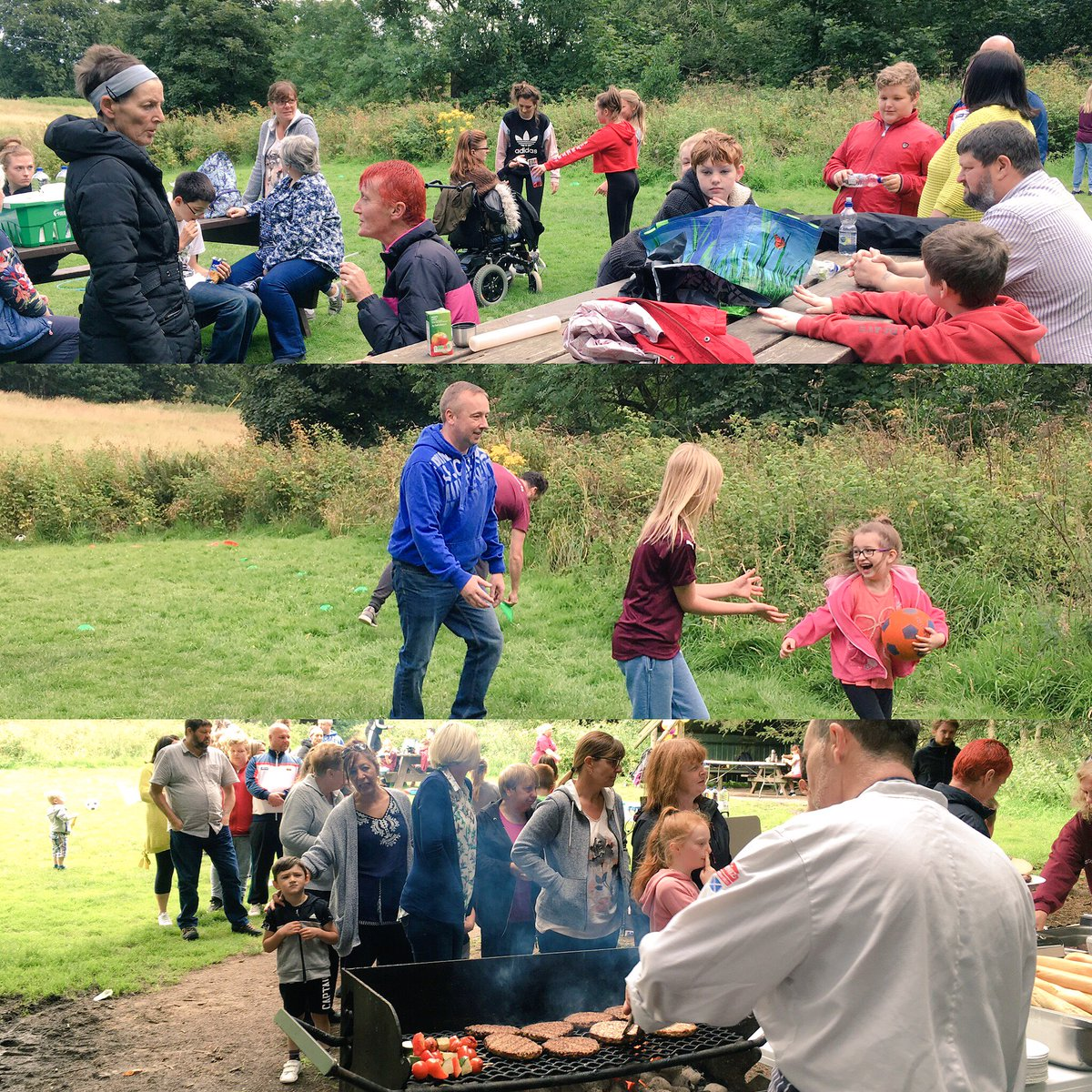 We are at Vogrie country park for our first #kinshipcare #family #barbecue! @bighearts @MentorScotland<br>http://pic.twitter.com/rpMsLJVKta &ndash; bij Vogrie Country Park