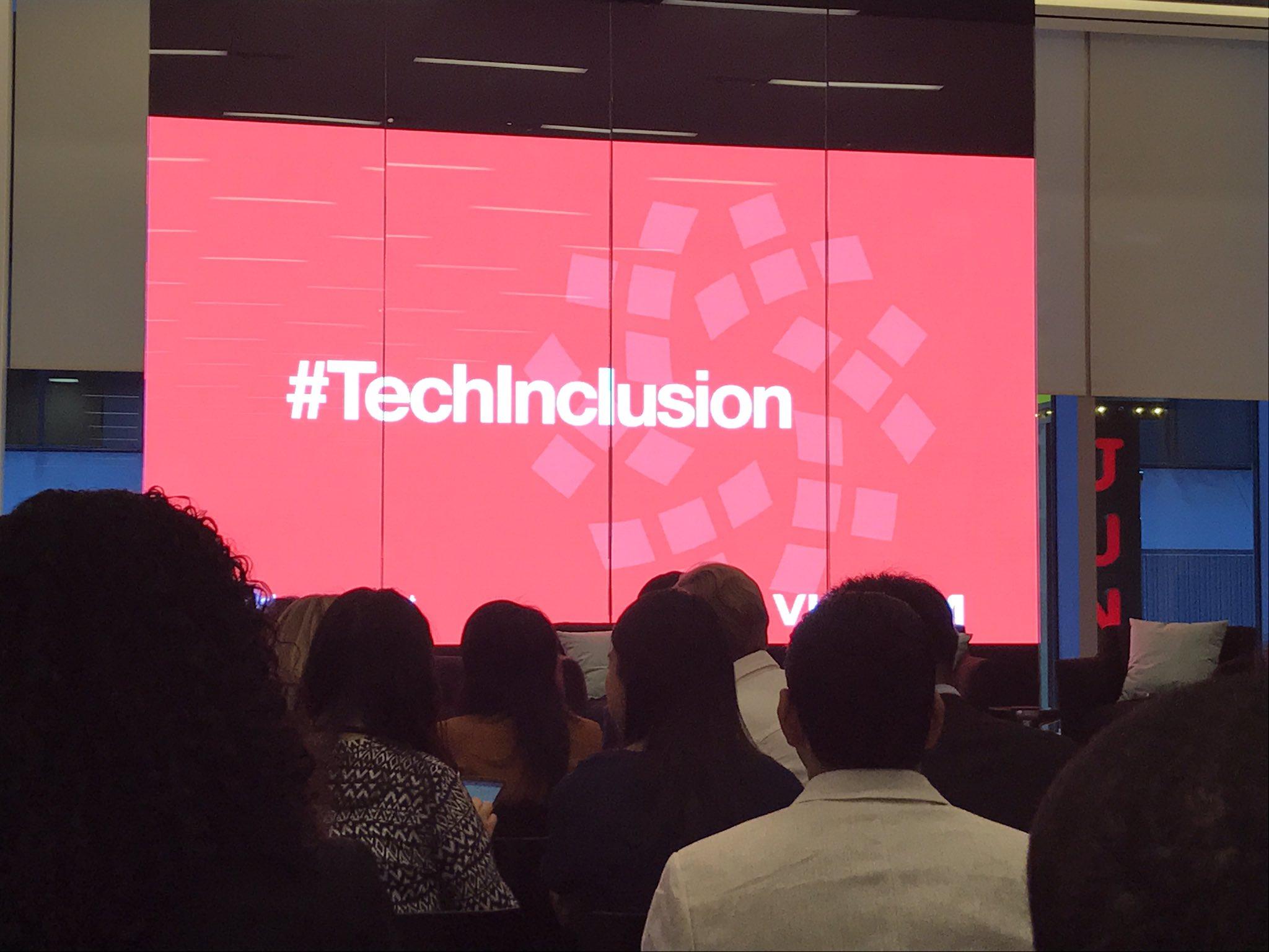 Thumbnail for #TechInclusion New York 2017