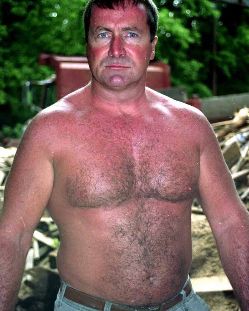 My lumberjack bud from  http:// GLOBALFIGHT.com  &nbsp;   #lumber #jack #yard #man #working #shirtless #noshirt #hairychest #bear #daddy #profile #pics<br>http://pic.twitter.com/3obNSIQoIp
