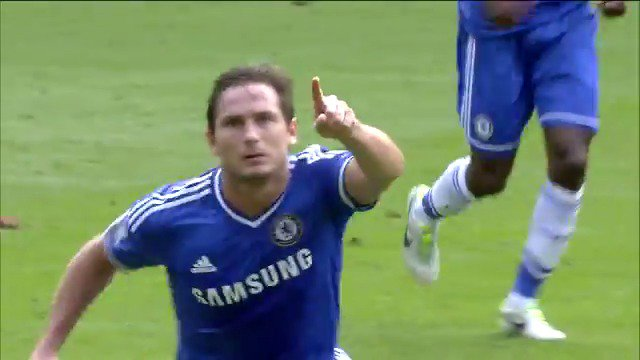 Nine seconds of Frank Lampard gold vs Hull! 💥 #TBT