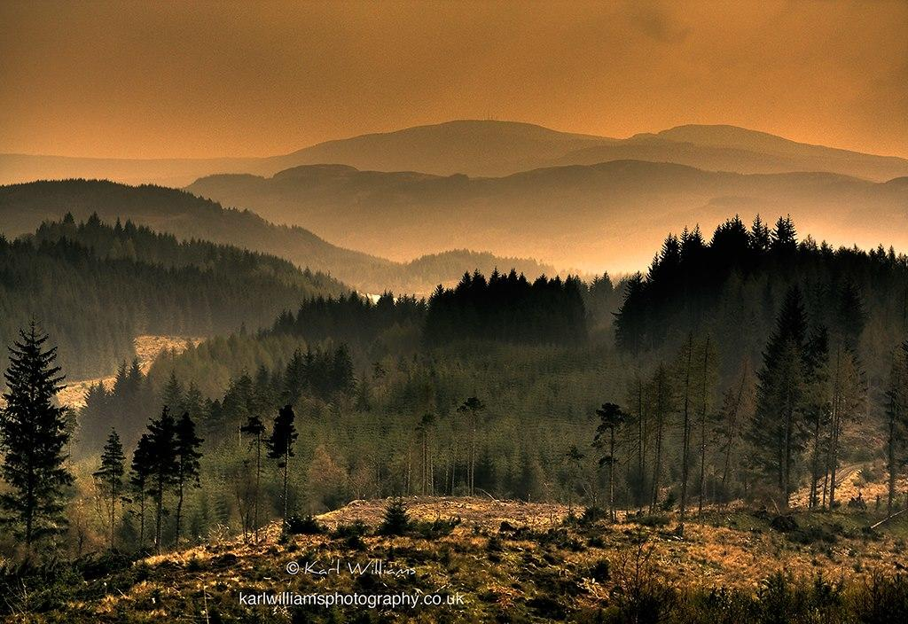 The Duke's Pass, Trossachs 👌📷 FB/Karl Williams Photography @fcscotland...