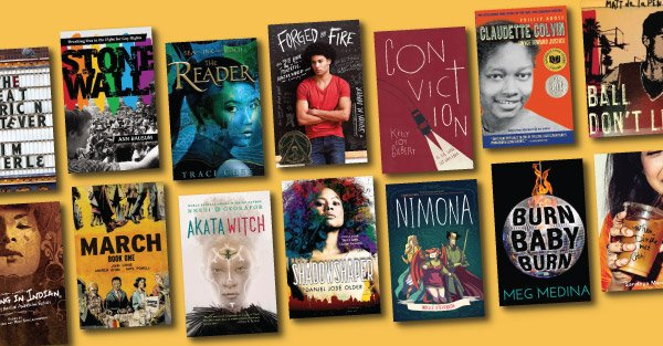 42 Diverse Must-Have YA Titles for Every Library https://t.co/p2NDn7RVNY https://t.co/Yfey9kjfDt