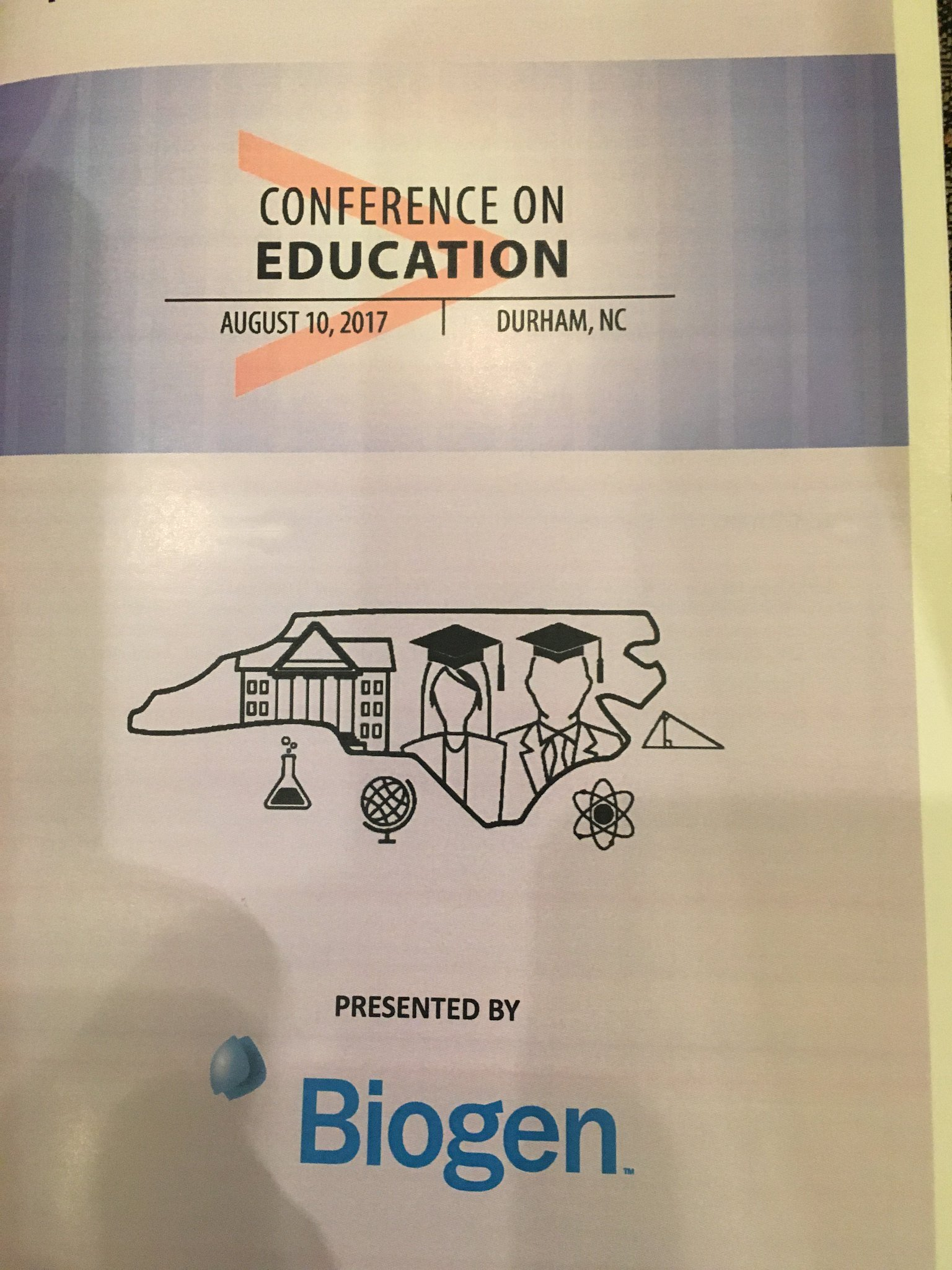 Live tweeting from @NCChamber Conference on Education #WorkReadyNC https://t.co/HDISEswMFV
