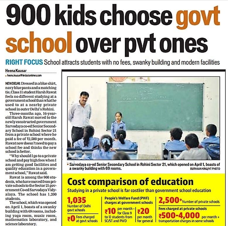 We thought it wud take five yrs to achieve this. I am happy, it has started happening in Delhi