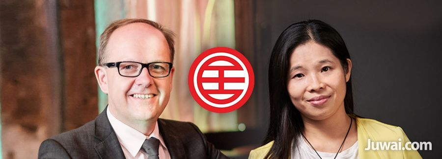 Juwai appoints Carrie Law and Georg Chmiel as CEO and Chairman, read more about them here:  https:// buff.ly/2voCqSM  &nbsp;   #realestate #newface <br>http://pic.twitter.com/TTk48SkTSh