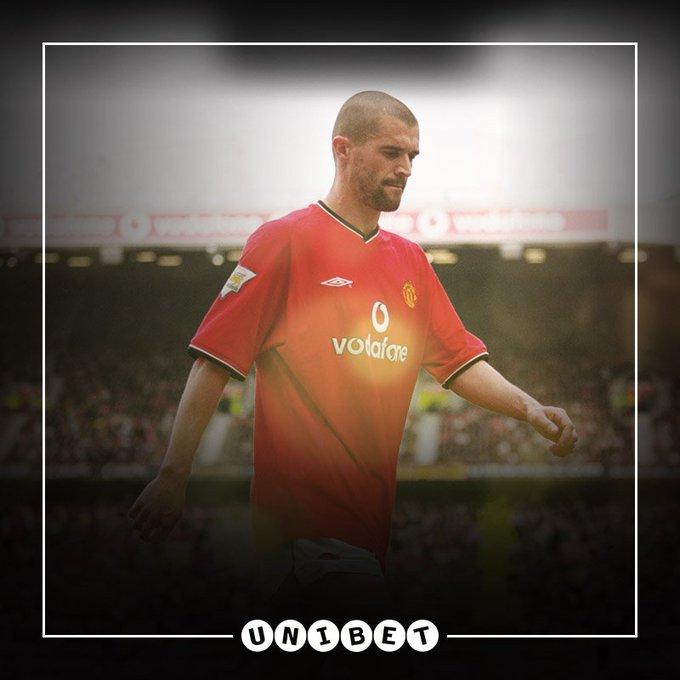 Happy Birthday Roy Keane  Premier League       FA Cup    Champions League Scary man