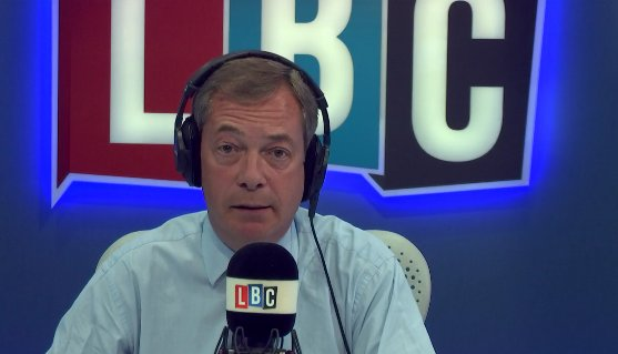 Join @Nigel_Farage for an open and frank discussion on grooming gangs: Watch: https://t.co/EJZJN8WXbZ #FarageOnLBC