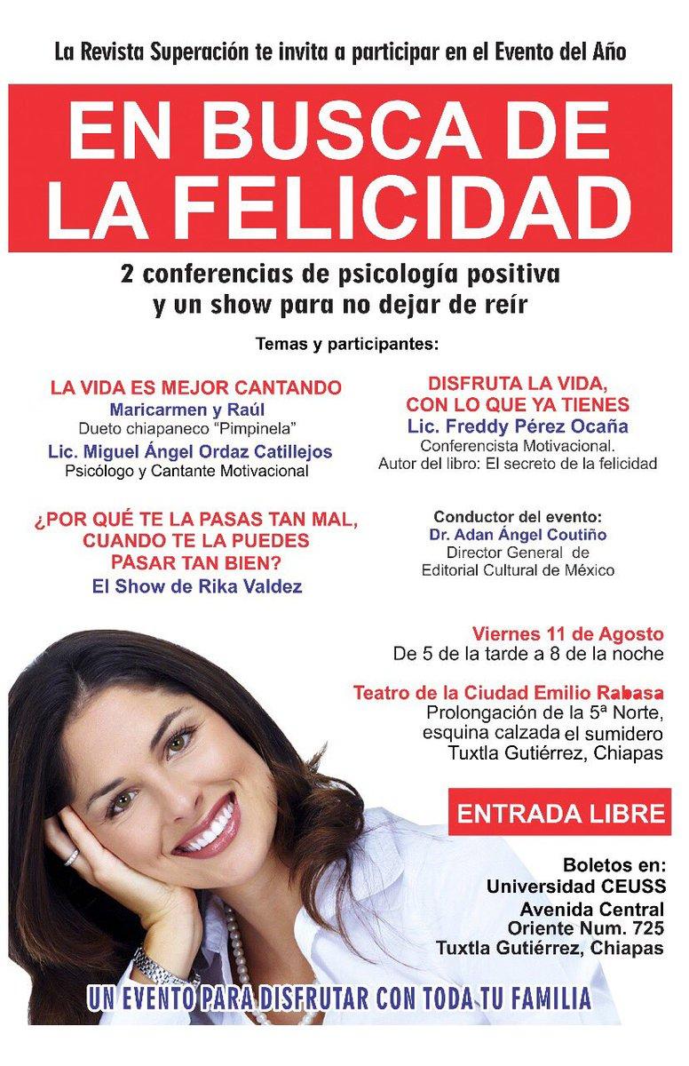 Teatro Emilio Rabasa On Twitter En Busca De La Felicidad