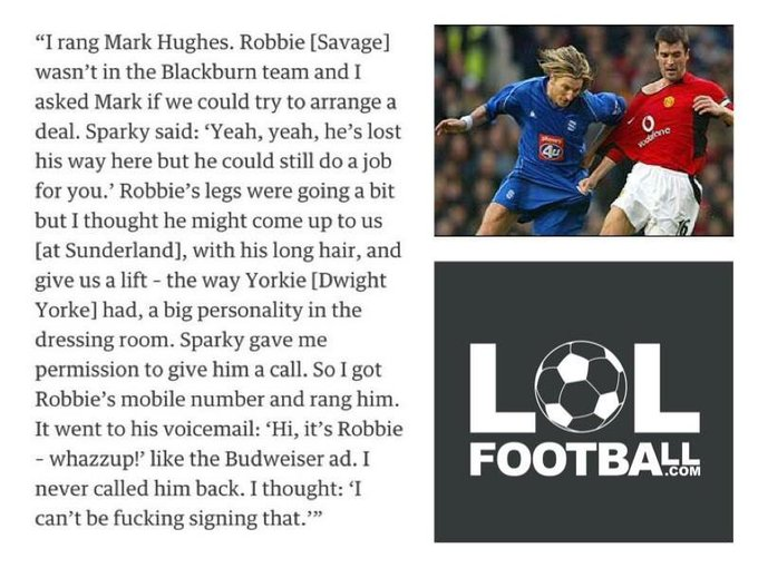 Happy birthday to some people\s favourite lunatic, Roy Keane.