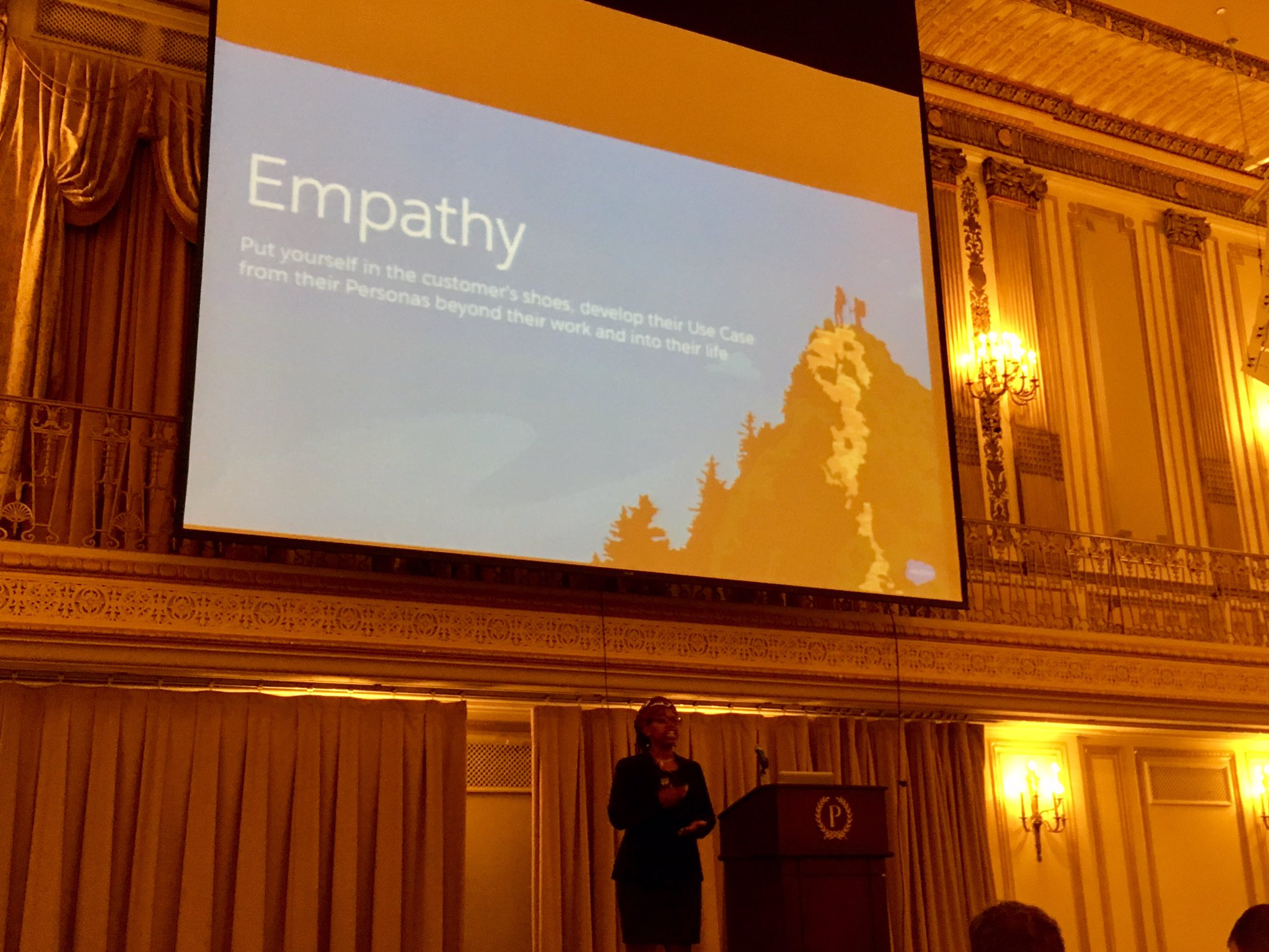 """Empathy is a transformational quality of life."" @iAyori #MWD17 https://t.co/bx2P4F129x"
