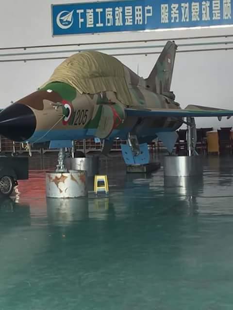 السودان يشترى 6 مقاتلات FTC 2000 DG4DfeMXgAAq4v7