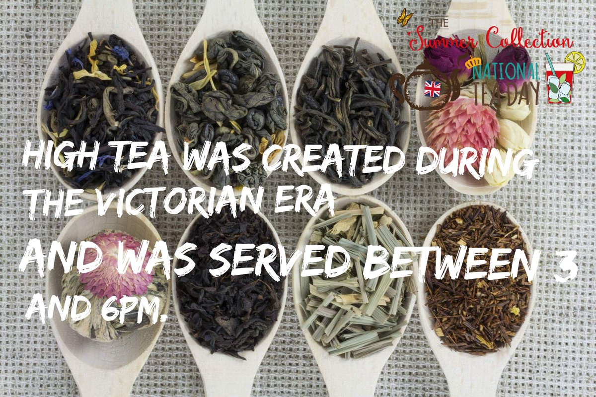 Knowledge is power! Did you know? #teafacts #tea #nationalteaday <br>http://pic.twitter.com/S6XEQVpBj1