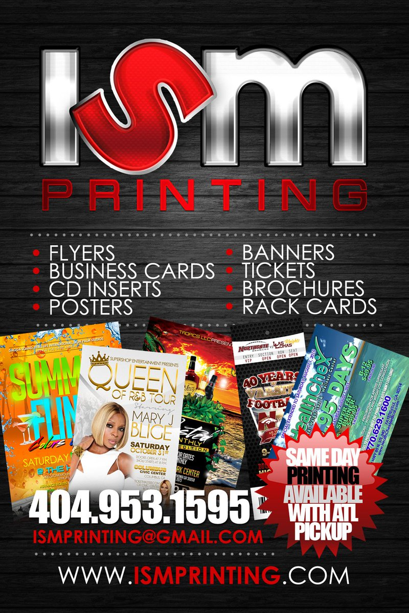 ISM (@ISMPRINTING) | Twitter