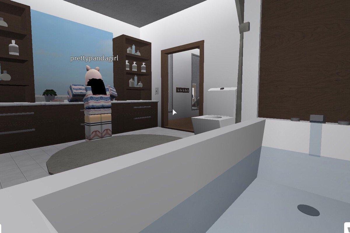 19 New Modern Home Bloxburg