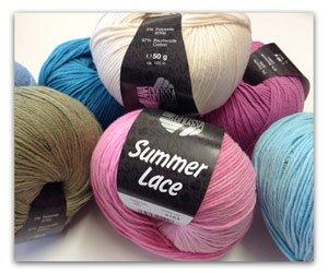 Neues aus dem #WollyBlog http://www.wollywood.de/blog/?p=2557 #stricken #summer #sale #diy #lace @lanagrossa