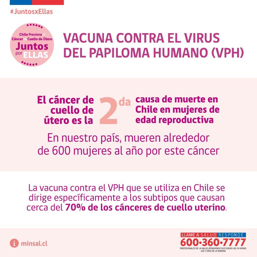 vacuna papiloma oms