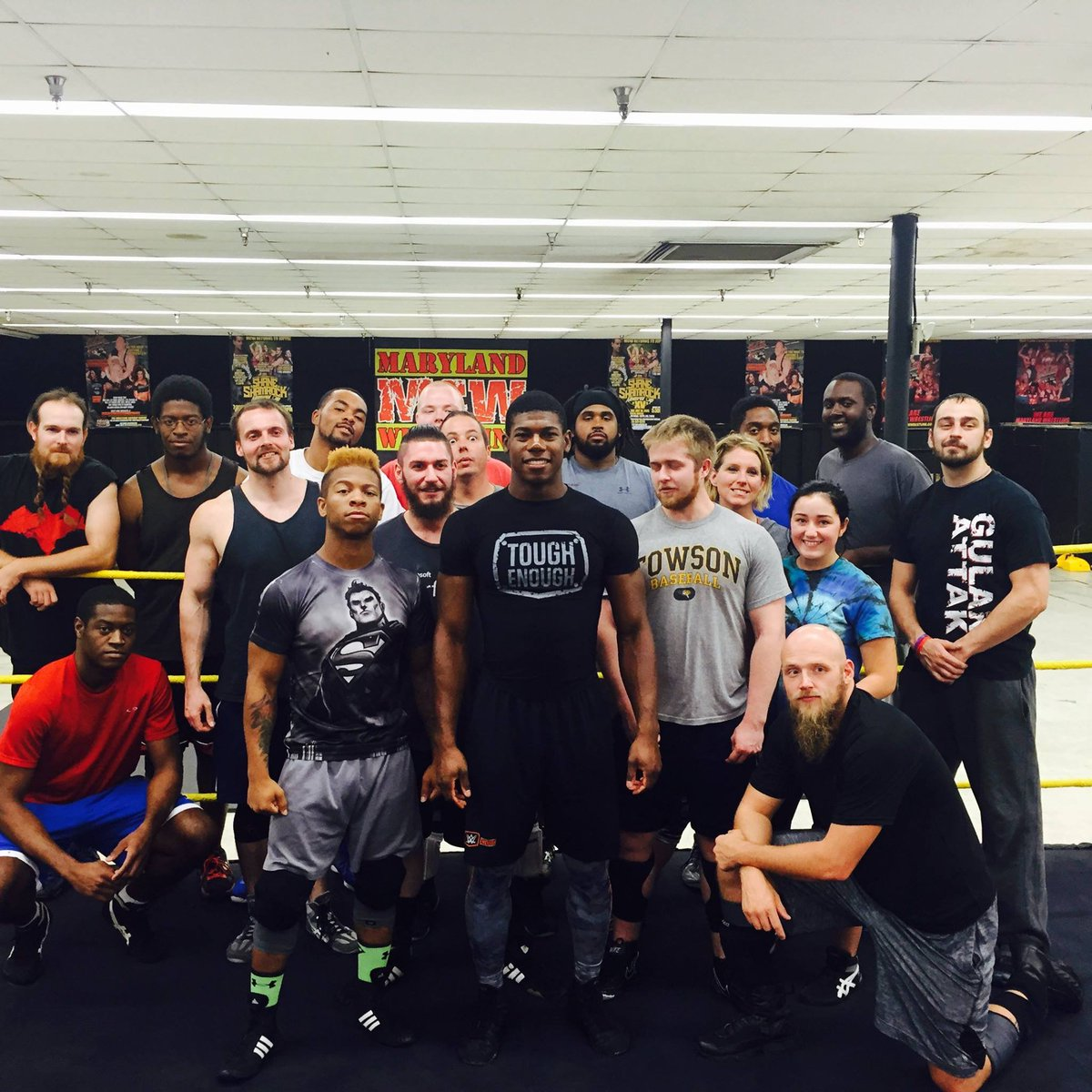 Join #NXT Star @VelveteenWWE &amp; @itsLioRush as graduates of the #MCW Training Center who made their Dream a Reality!   http:// bit.ly/2dvZgze  &nbsp;  <br>http://pic.twitter.com/ie2ELAxQTW