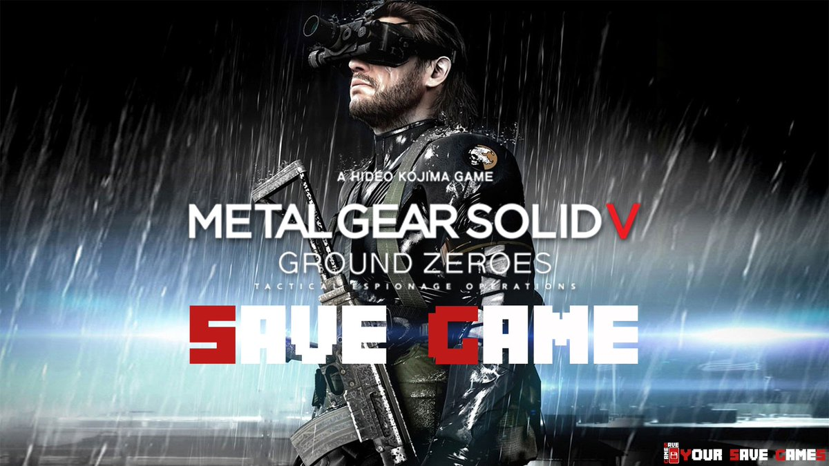 metal gear 3 pc торрент