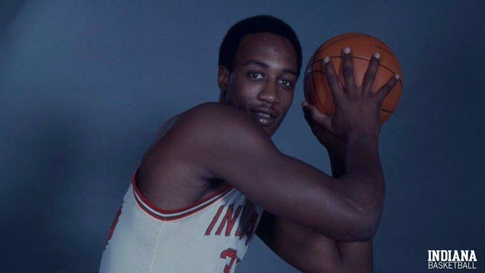2017 inductee  All-American Indiana Mr. Basketball  Happy Birthday George McGinnis!