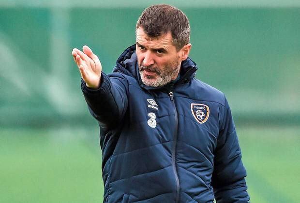 Happy Birthday to the one, the only Roy Keane !