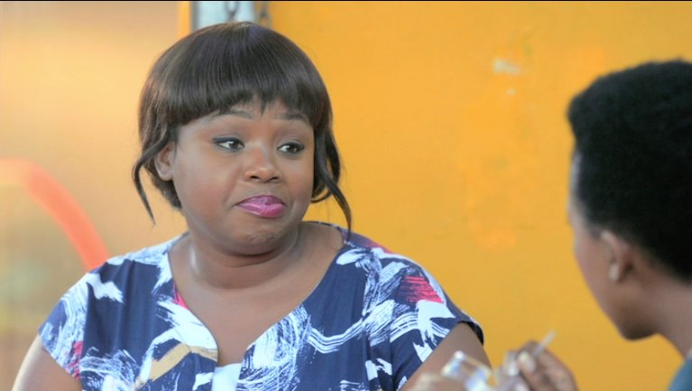 Thobile tells Smangele she is planning to open her own salon. Catch #U...