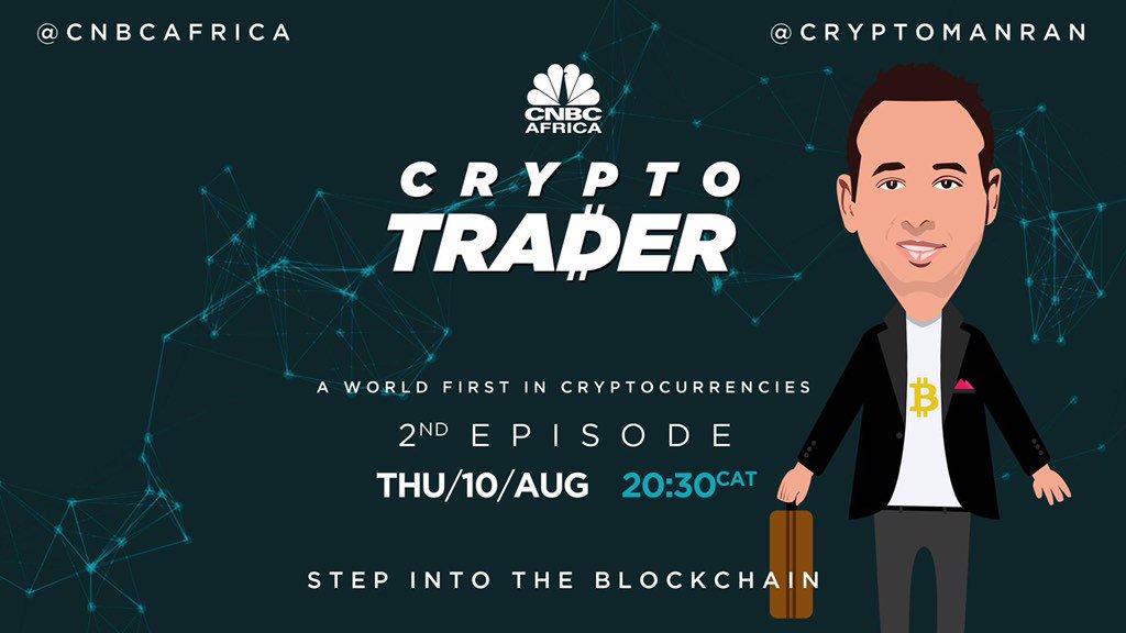 cnbc afrika crypto trader