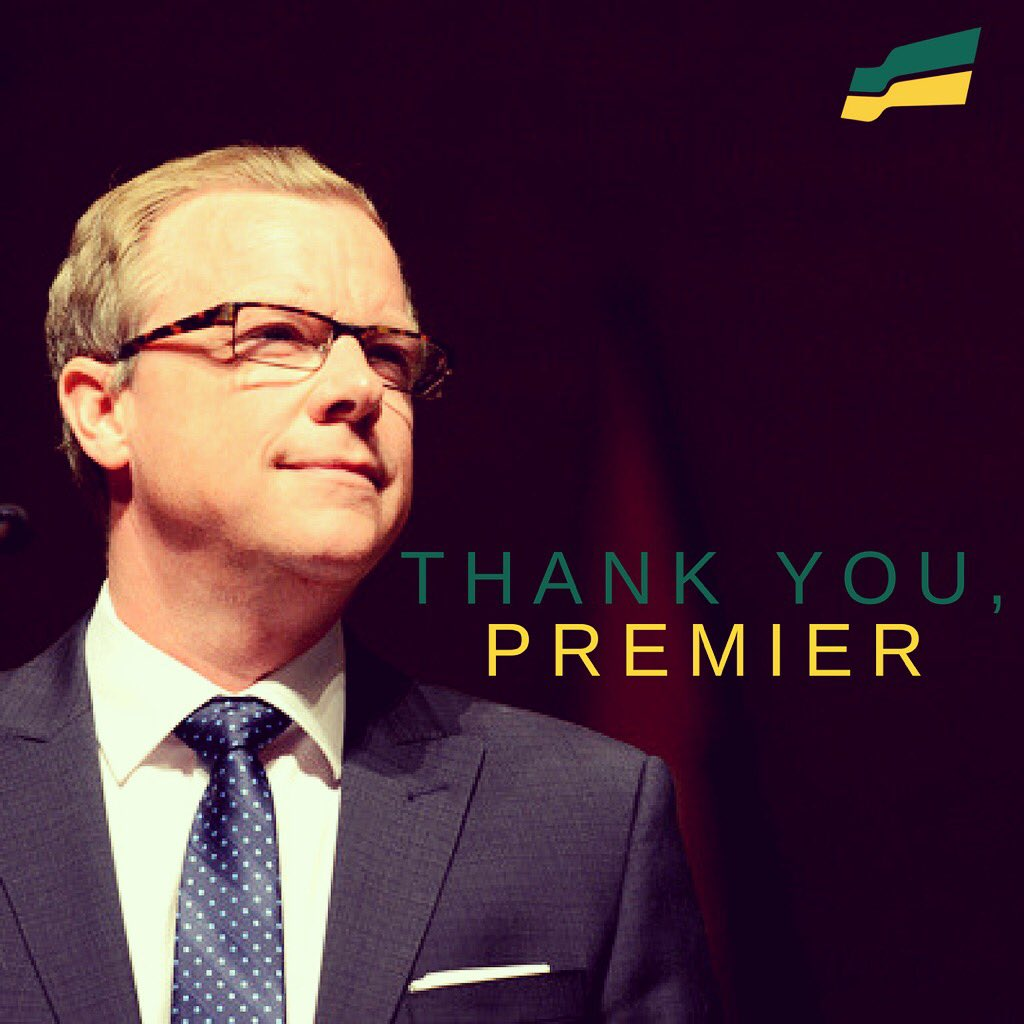 Thank you, @PremierBradWall.