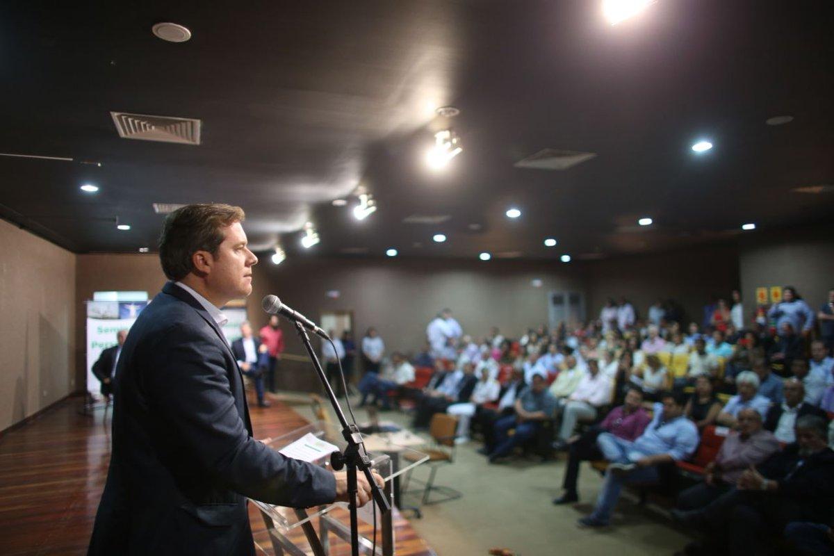 ℹ️ O min Marx Beltrão participou do seminário 'Turismo no Pantanal - Perspectivas de Desenvolvimento', em Corumbá (MS).