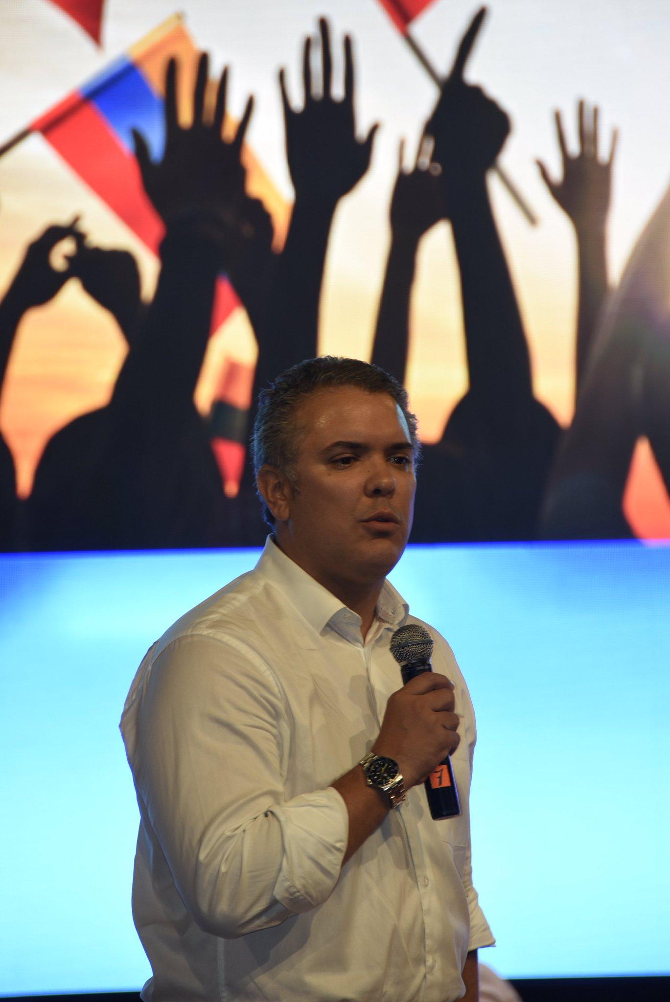 Ivan Duque Anda