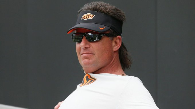 Happy birthday, Mike Gundy -- You\re a man, you\re 50!