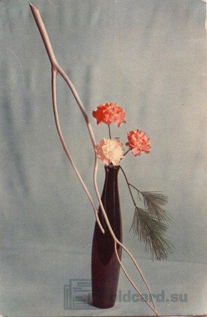 искусственные цветы и ветки своими руками