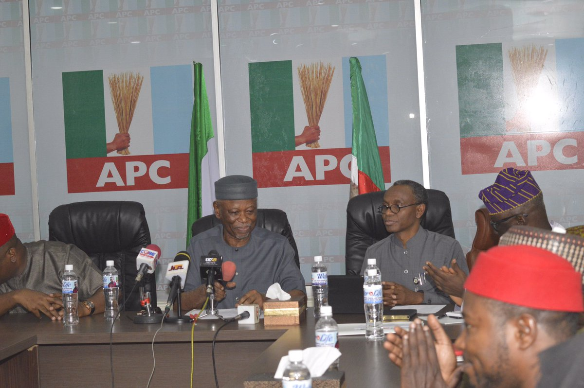 On Aug 19 APC will go to polls to elect candidate who will fly the flag of our party in the November 18, 2017 governorship election in Anambra State.