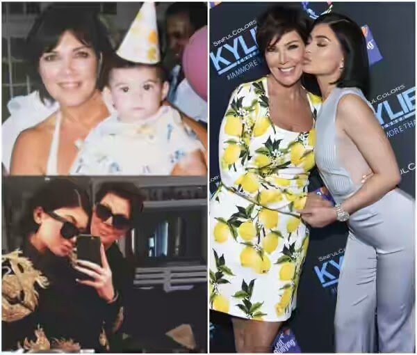 Kris Jenner wishes Kylie Jenner Happy 20th Birthday in 5 gushing posts