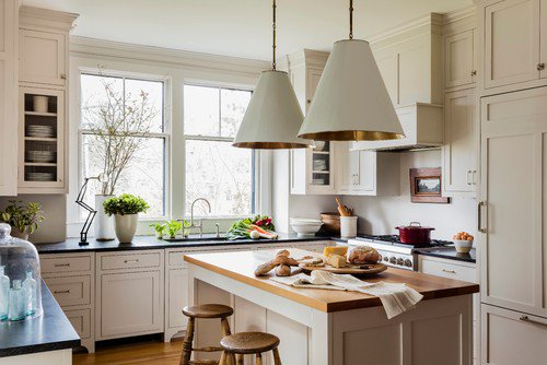 10 styles of pendant lights and how to choose the right one for your kitchen