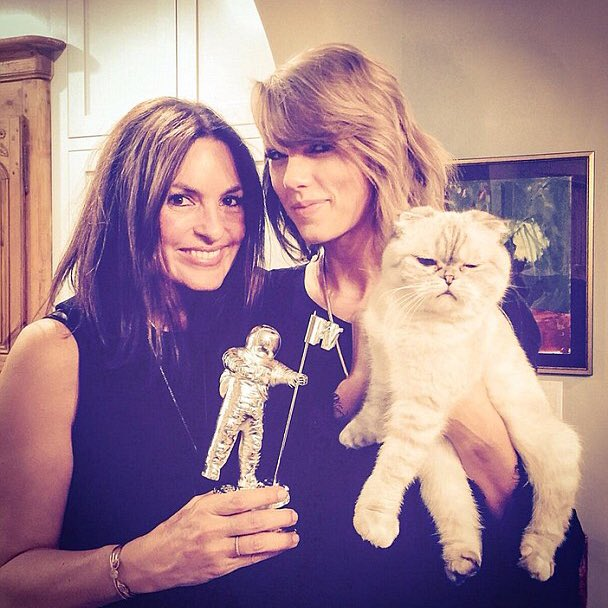 Taylor Swift News On Twitter Yesss I Named My Cat After Olivia