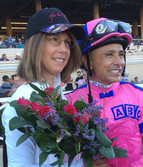 Happy, Happy Birthday to jockey Mike Smith!