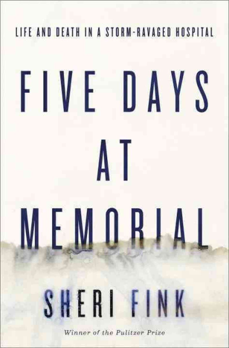 #INFO La saison s&#39;inspirera du livre &quot;Five Days at Memorial&quot; de Sheri Fink. #ACSKatrina <br>http://pic.twitter.com/NllBgtJlQL