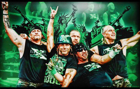 Yea buddy!!!! #DX @RealBillyGunn @WWERoadDogg @TheRealXPac @TripleH https://t.co/Ra5U1e6eeD