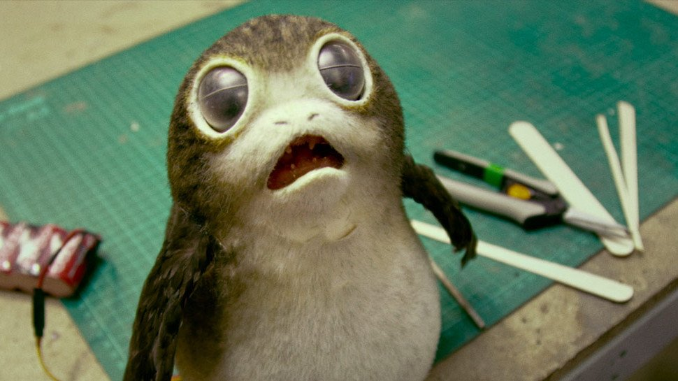 If you have intense #Porg feelings, @rianjohnson has some thoughts for you: https://t.co/94riiPWRHB #StarWars https://t.co/jPPr1kXlcX