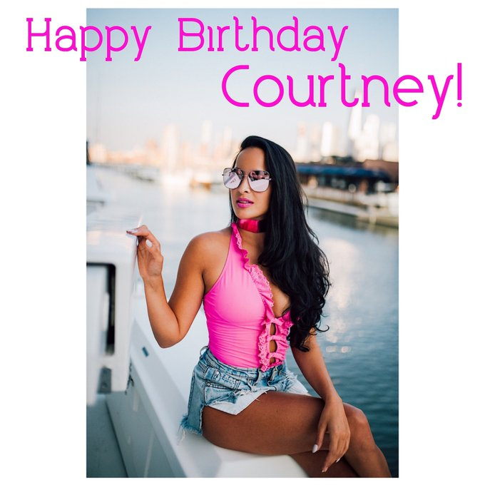 Happy birthday Courtney! Hope your day is as fabulous as you are!