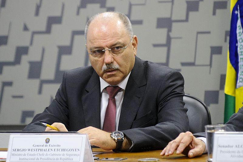 Nacional Informa: Ministro Etchegoyen volta a negar espionagem da Abin sobre Fachin https://t.co/CqczllQjB3 (📷 Marcos Oliveira/Ag. Senado)