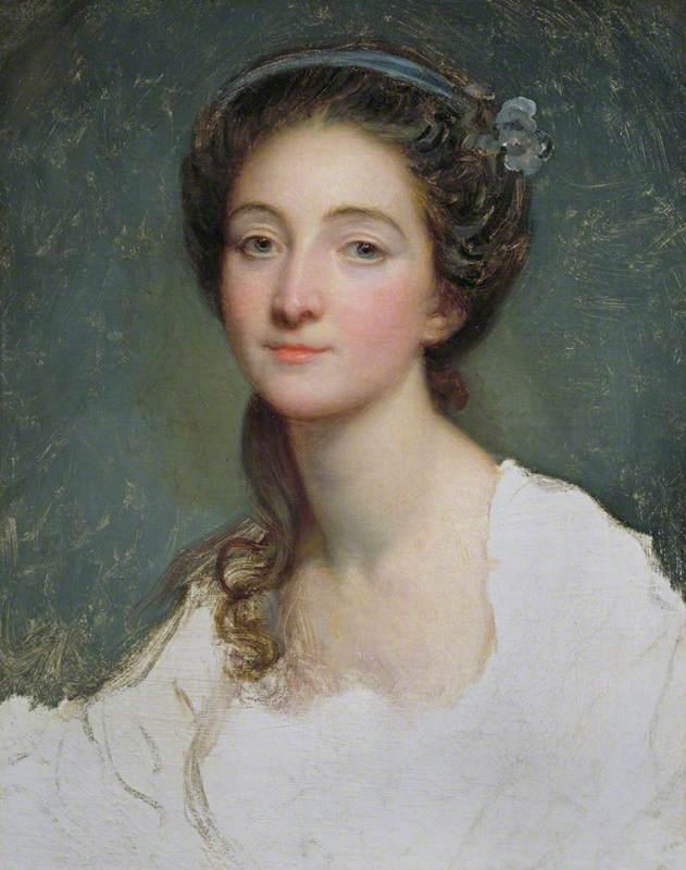 Jean-Baptiste #Greuze (1725–1805) - portrait of  Sophie Arnould.  The Wallace Collection           #fineart #peinture <br>http://pic.twitter.com/JZnV1ESyCb