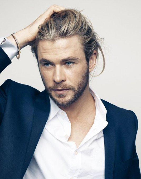 Happy Birthday Chris Hemsworth alias Thor alias God