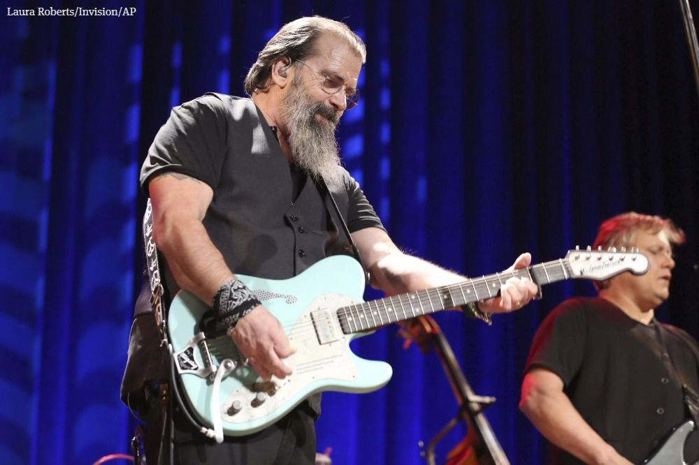 Steve Earle talks Seattle band Alice In Chains, Jimi Hendrix and our food scene ahead of his concert here on Tuesday https://t.co/Jrzge6At5S