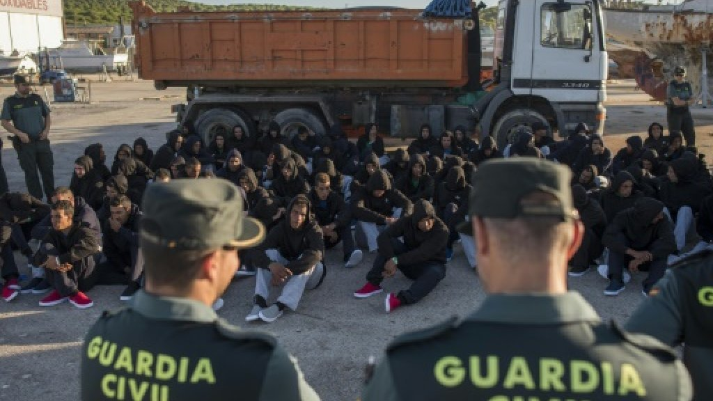 Spain could top Greece in migrant sea arrivals: IOM https://t.co/mAdgWWGvMb