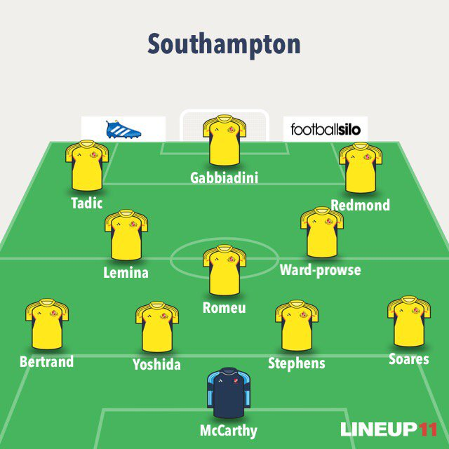 Is this #Southampton&#39;s strongest squad for this season or have I missed someone ? New signing #Lemina looks promising <br>http://pic.twitter.com/kIYvnO75sG