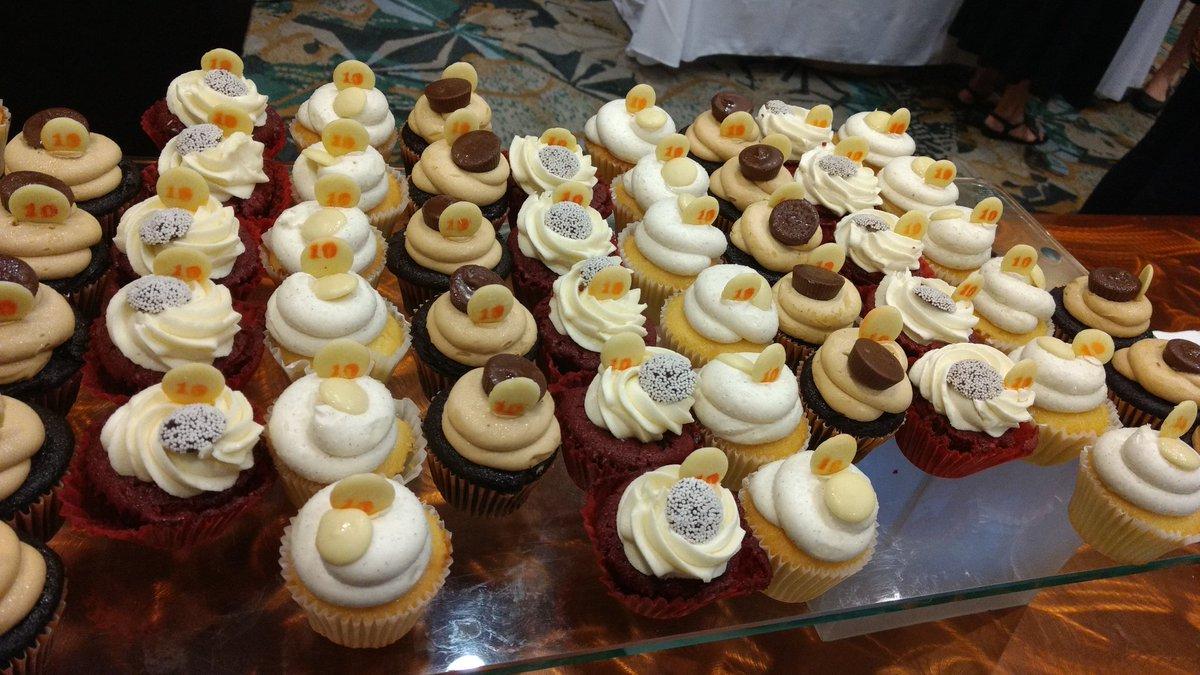 Birthday cakes for @ISMTE! #ISMTE2017 #ISMTEis10 <br>http://pic.twitter.com/Wsu0sp45zC
