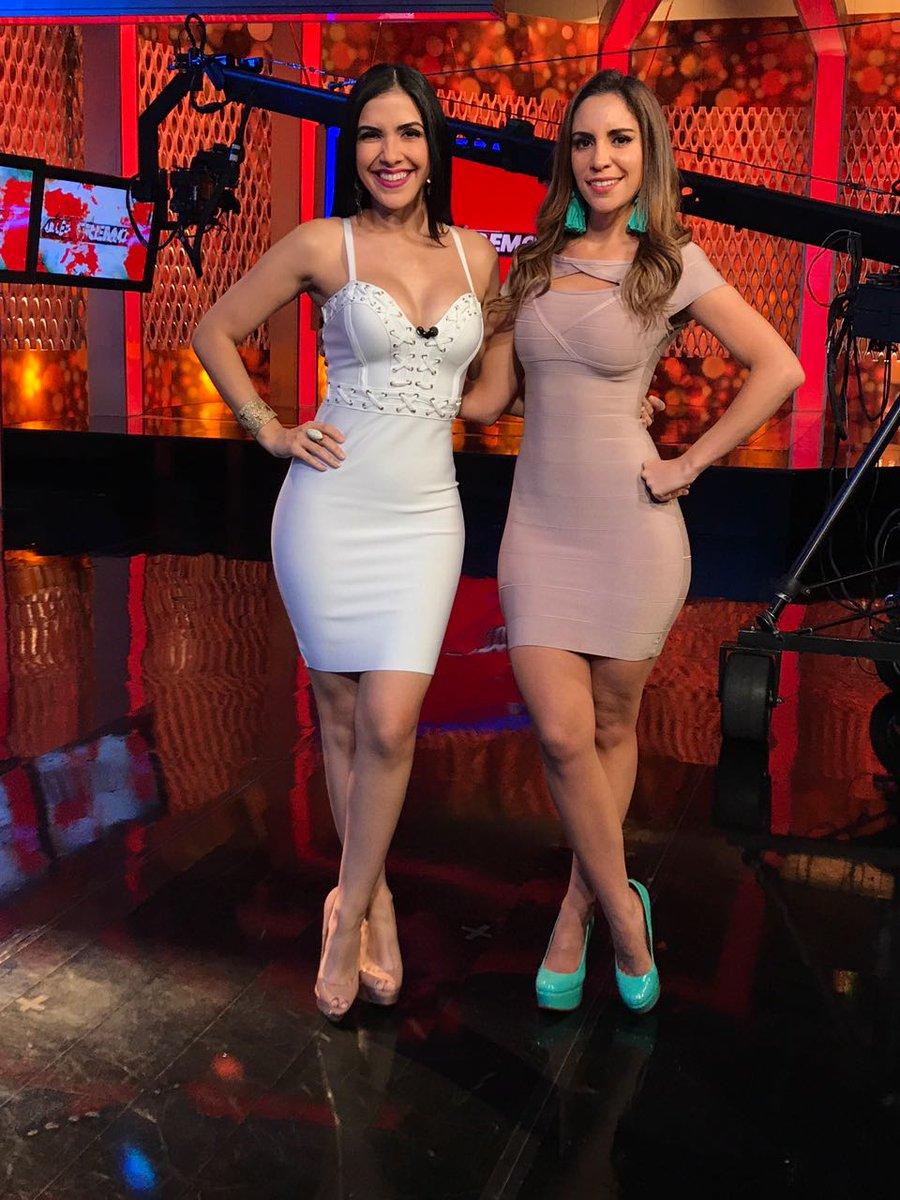 Presentadoras de al extremo tv azteca