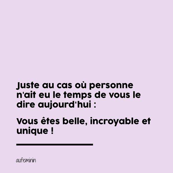 Reposting @aufeminin_com: Petit rappel  #citationdujour  ______________ #citation #quoteoftheday #quote #<br>http://pic.twitter.com/YU2RtEjH8b