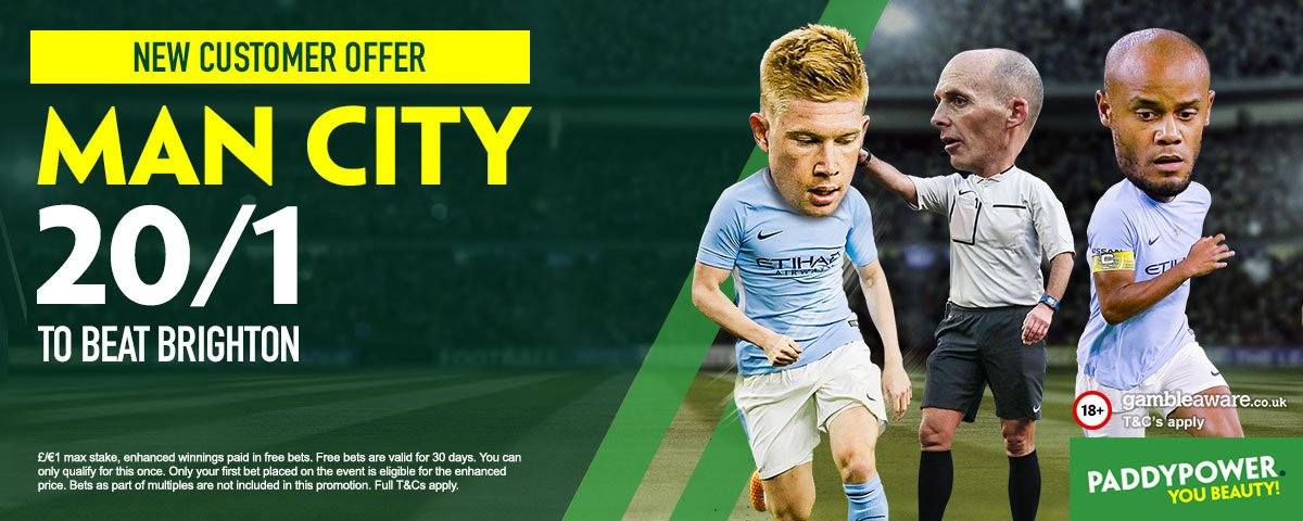 Paddy Power Enhanced Odds